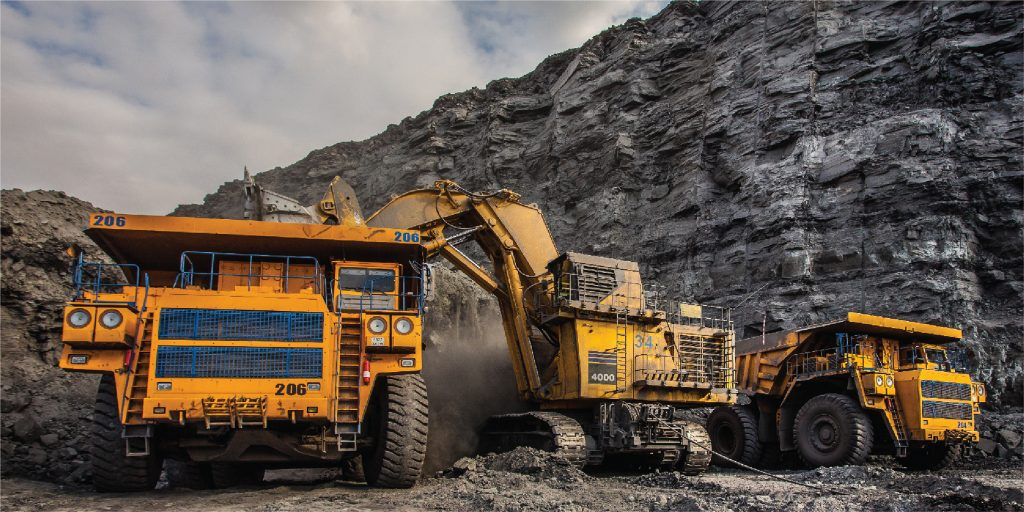 Delivering fuel to mining equipment